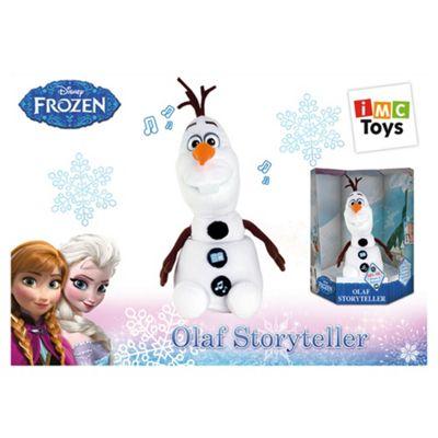 Frozen Olaf Storyteller