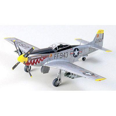 Tamiya 60754 North American F-51D Mustang 1:72 Aircraft Model Kit