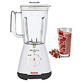 Tefal Blendforce Blender, 400W - White