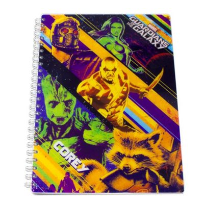 Guardians of the Galaxy Personalised Notepad