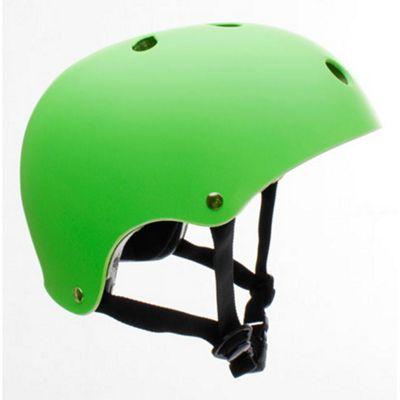 SFR Essentials Matt Fluo Green Helmet