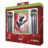The Voice with Two USB Microphones (XB1)