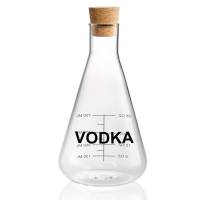 Artland Mixology VODKA Home Brew Decanter in Wooden Crate Gift Box 750 ml