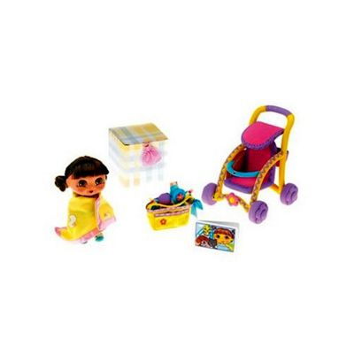 Dora the Explorer - So Many Surprises Baby Dora Playdate