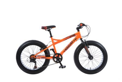Coyote Ghetto 20 Inch Wheel Orange Kids Bike