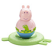 Peppa Pig Weebles - Beach Fun George