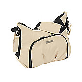 Baby Elegance Cody Saddle Bag - Cream