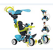 SMOBY Baby Driver Confort Tricycle Blue
