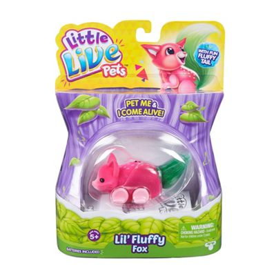 Little Live Pets Fluffy Friends Series 1 - Foxberry