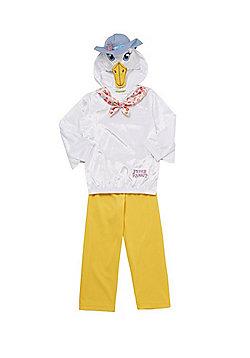 Beatrix Potter Jemima Puddleduck Fancy Dress Costume - White