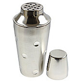 Apollo Stainless Steel Cocktail Shaker with Dimple Effect