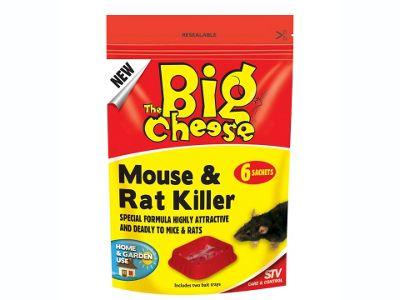 Stv Stv122 Mouse+Rat Kill 6Sach+Statn