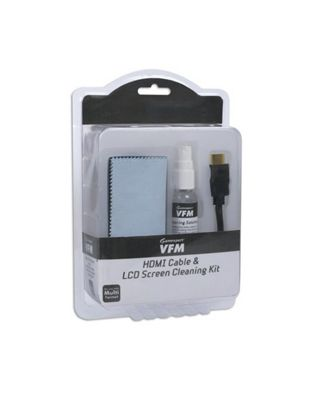 HDMI Cable & LCD Cleaning Kit