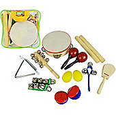 A-Star Handheld Childrens Percussion Set