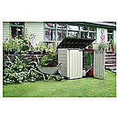 Keter Store It Out Max Garden Storage, Plastic, 145.5 x 82cm