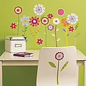 Flower Garden Children's Wall Stickers