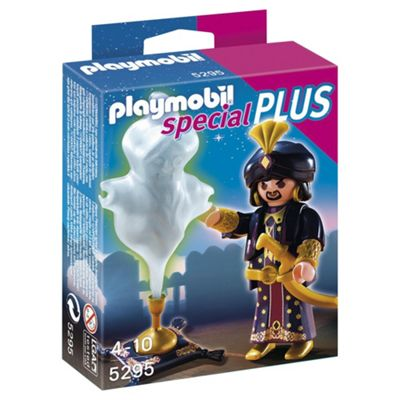 Playmobil 5295 Specials Plus Magician with Genie Lamp
