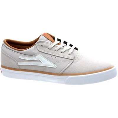 Lakai Griffin Cream Suede Shoe