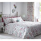 Dreams n Drapes Jade 229x195cm Bedspread - Pink