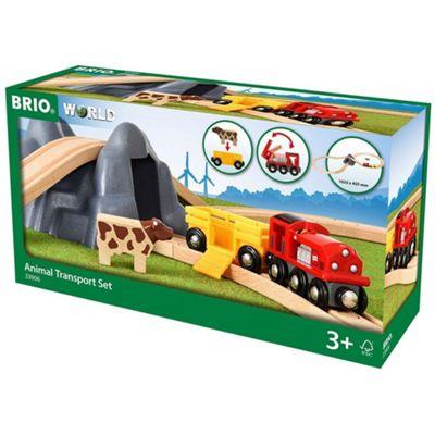 Brio Animal Transport Set