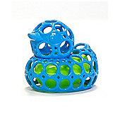 Oball O-Duckie Bath Toy BLUE