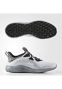 adidas Perfomance Mens Alphabounce Running Shoes / Trainers - Grey