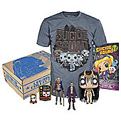DC Legion of Collectors Box Suicide Squad Medium