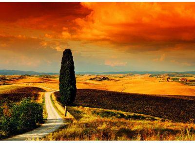 Tuscan Sunset - 1000pc Puzzle