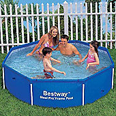 Bestway 8ft Octagon Frame Pool