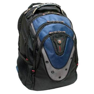 Wenger SwissGear Ibex Backpack, Blue
