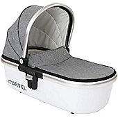 iSafe Marvel Limited Edition Carrycot (Dove Grey)