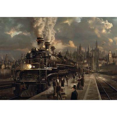 Locomotive - 1000pc Puzzle
