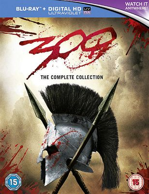 300 & 300 Rise Of An Empire B