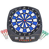 Homcom Digital Score Display Dart Board Set w/Sound