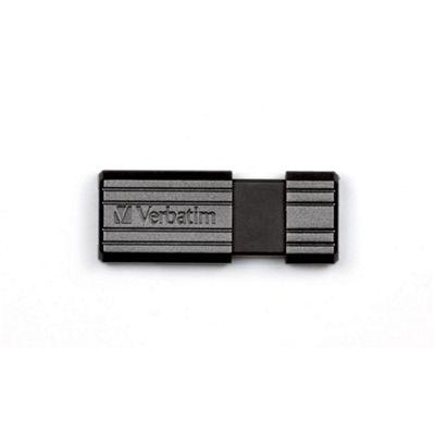 Verbatim Pinstripe 8GB USB Pen Drive Black