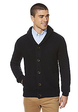 F&F Shawl Collar Cardigan - Navy