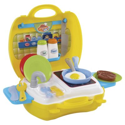 buy play go my carry along kitchen - 22 pieces from our toys for 3-5