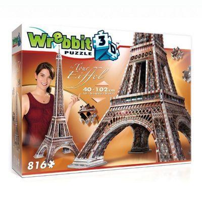 Eiffel Tower - Puzz3D Puzzle