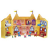Peppa Pig Princess Peppas Palace With Glitter