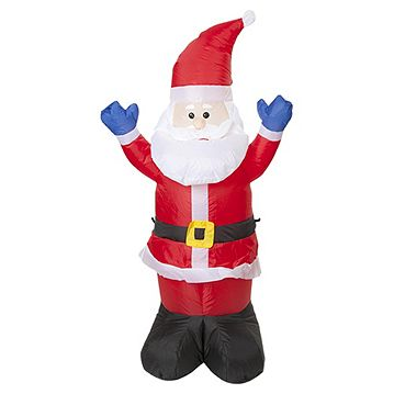 Inflatable Santa Christmas Decoration Catalogue Number: 234-5156