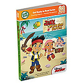 LeapFrog LeapReader Junior Book : Disney Jake and the Neverland Pirates