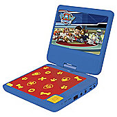 Lexibook Paw Patrol 7 Inch Portable DVD Player