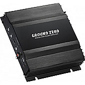Ground Zero Titanium 4125X-24V 4 Channel Amplifier