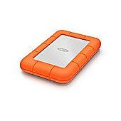 LaCie 301558 1TB Rugged Mini USB 3.0 7200rpm Portable Hard Drive