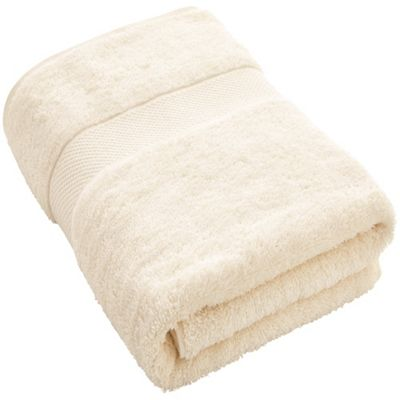 Egyptian Luxury Hand Towel 50X100 - Parchment