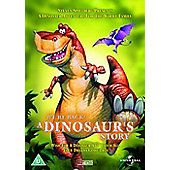We're Back!  A Dinosaur's Story DVD