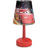 Disney Cars Portable Bedside Lamp