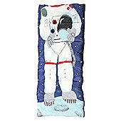 Cascade Home Astronaut Kids Sleeping Bag