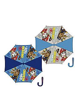 Children's Blue Paw Patrol Umbrella