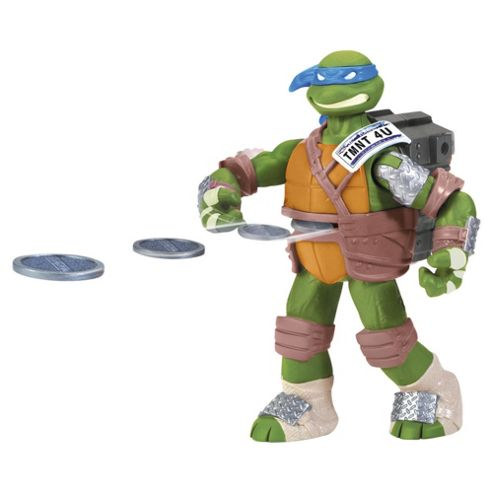 Teenage Mutant Ninja Turtles Flingers - Leonardo